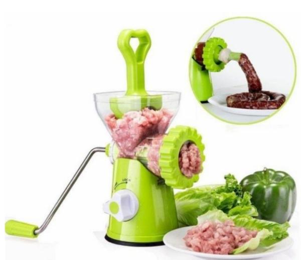 Hachoir À Viande Trancheur Légumes Et De Fromage