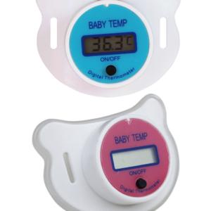 Thermomètre De Fièvre Pour Bébé - LCD Numérique 2