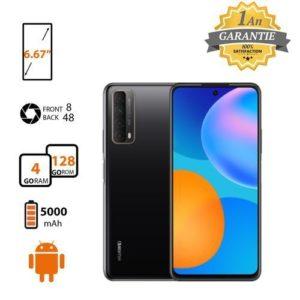 """Huawei Y7a - 6.67"""" - 4Go - 128Go - Black - Garantie 1an"""