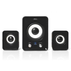 Advance Baffle pc soundphonic 2.1 - SP-U803WT- Couleur: Noir/Blanc