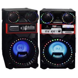 Macro Haut Parleur - Réf 109 - Bluetooth