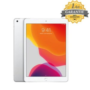 "Apple iPad 10.2"" Wi-Fi + Cellular 32GB - Silver"