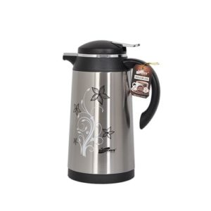 Daydays Thermos - 1Litre - Chaud et Froid - Inox