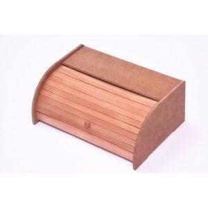 Idéal Bois Boite à pain en bois