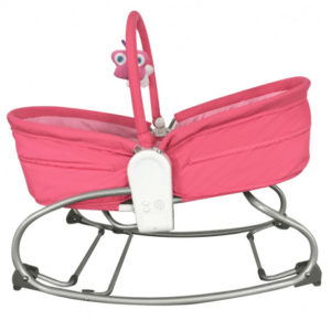 Landau PRIMA Siesta Rock and Play – Rose