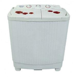 Machine à Laver Semi-Automatique ORIENT 7.5Kg Blanc (XPB18-2)