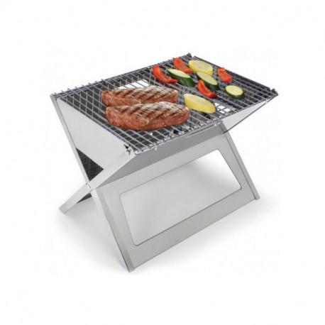Barbecue SWISSCOOK Portable Pliable Inox