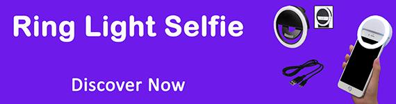 ijashop vente enligne Tunisie ring light selfie