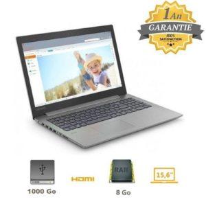 Lenovo Portable IP330 - Intel N4000 - 1Tb - Cache 4Mo - 8 GO.