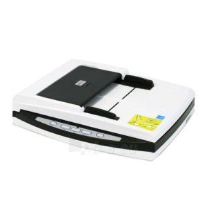 Plustek Scanner SmartOffice PL1530 - a plat avec chargeur -2 usb