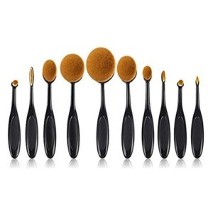 10 Brosses maquillage