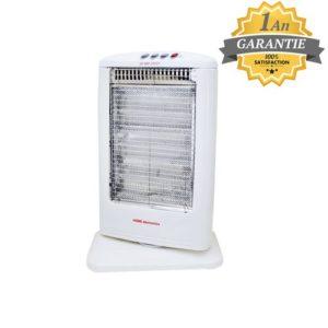 Home Electronics Chauffage Électrique - 1200W - TCHH12AS - Blanc - Garantie 1 an