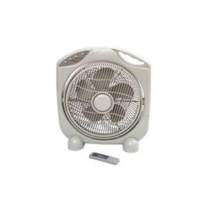 Hge Ventilateur Carré - Oxygène + Radio Commande - MAX 1500 tr/min - Garantie 1 An