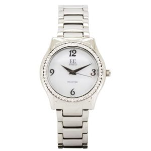 Enzo Collection Montre Femme - Argent - Garantie 1 An