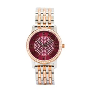 Enzo Collection Montre Femme - EC1088/E - Bic Bronze - Garantie 1 An