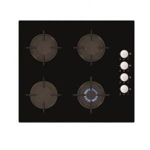 Plaque de Cuisson SEG H6400KGSSP 4 Feux - Noir
