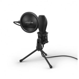 Microphone Gaming HAMA Stream 400 Plus - Noir