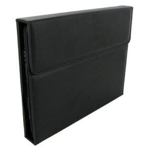 Etui avec clavier bluetooth - Pour iPad 2, 3 et 4 - Noir