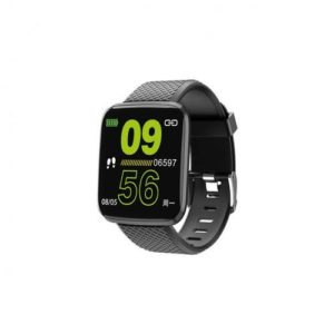 Smartwach - Fitness band - USB - Noir - Ecran 1.3
