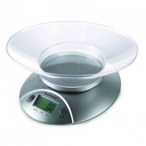 Balance de Cuisine Électronique TECHWOOD 5kg - Gris