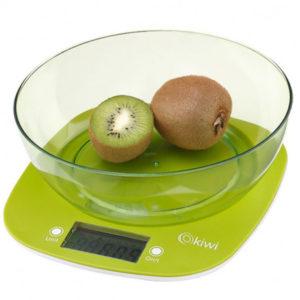 Balance de Cuisine Électronique KIWI 5Kg - Vert